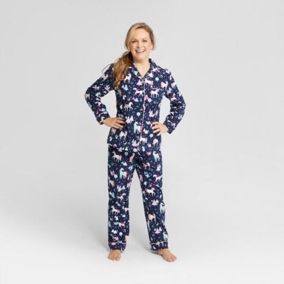 182d8e5660 New Wondershop Unicorn Pajamas Set Women s 2XL